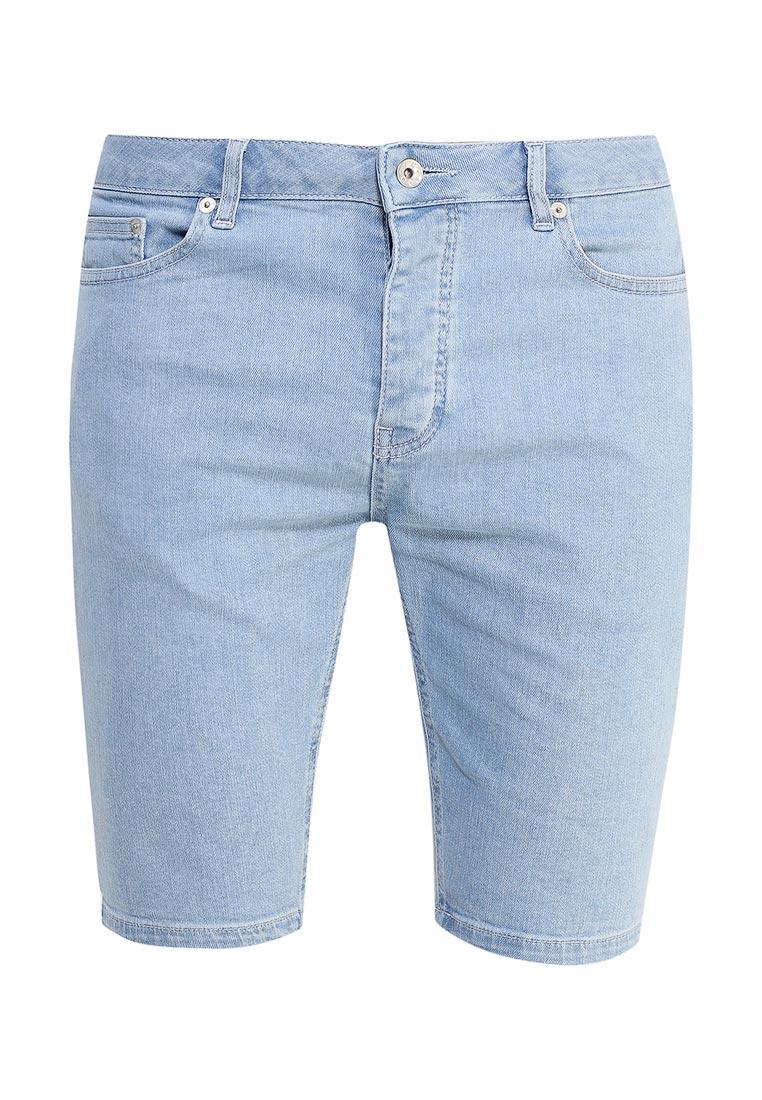 Мужские джинсовые шорты Topman (Топмэн) 33C03NLBL