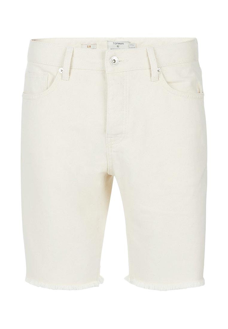 Мужские повседневные шорты Topman (Топмэн) 33C12NECR