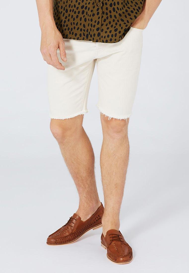 Мужские джинсовые шорты Topman (Топмэн) 33C12NECR