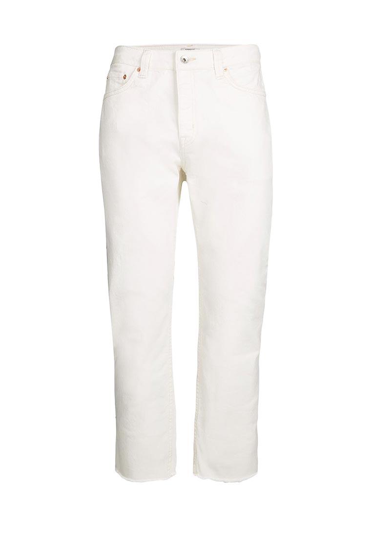 Мужские прямые джинсы Topman (Топмэн) 69J13OWHT