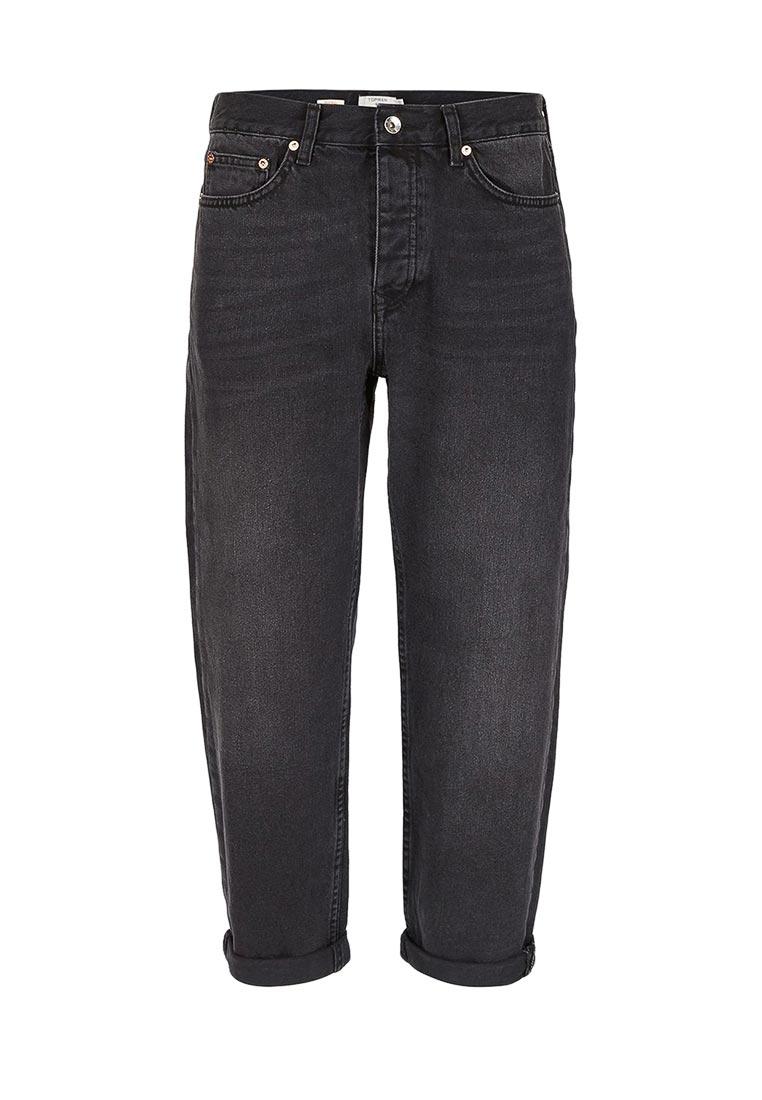 Мужские прямые джинсы Topman (Топмэн) 69J28OBLK