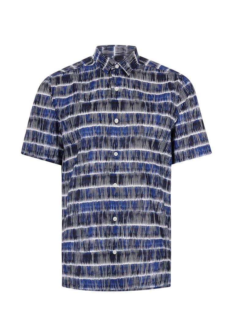 Рубашка с коротким рукавом Topman (Топмэн) 83D55NBLE