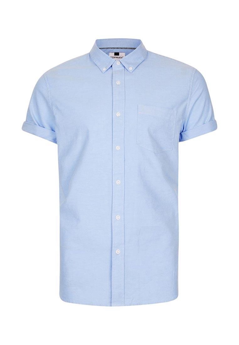 Рубашка с коротким рукавом Topman (Топмэн) 83P10NBLE