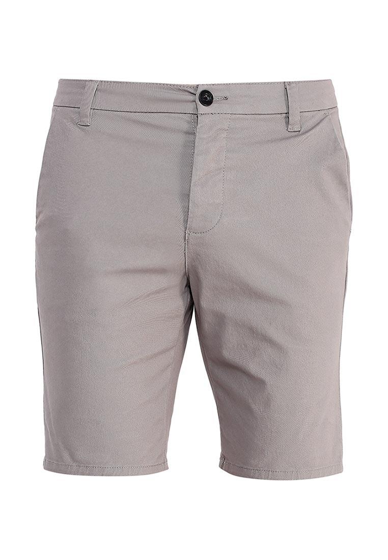 Мужские повседневные шорты Topman (Топмэн) 33S04NGRY