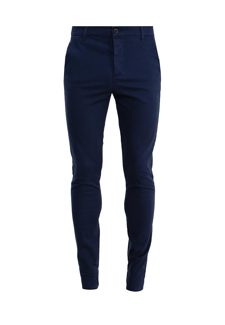Мужские повседневные брюки Topman (Топмэн) 68D02ONAV