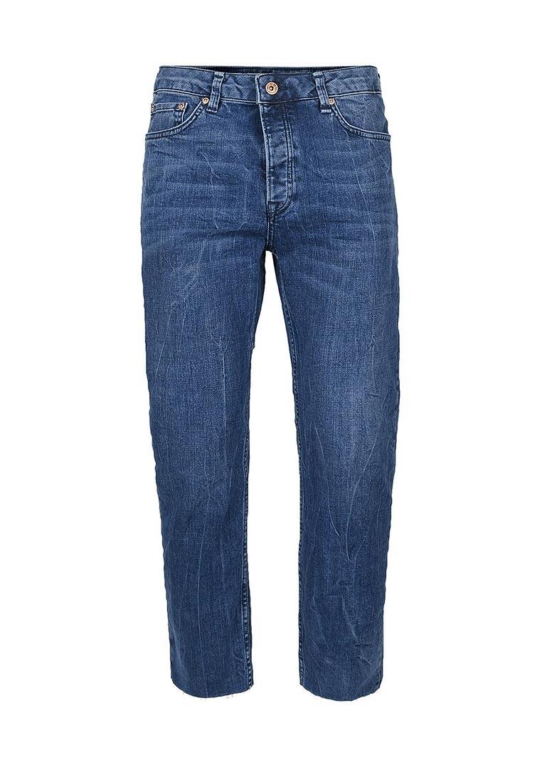 Зауженные джинсы Topman (Топмэн) 69J24OMST