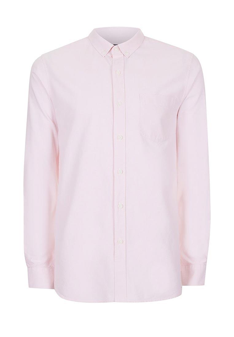 Рубашка с длинным рукавом Topman (Топмэн) 83B54NPNK