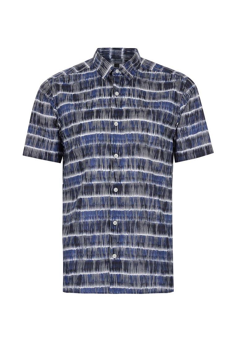 Рубашка с коротким рукавом Topman (Топмэн) 83D01OBLE