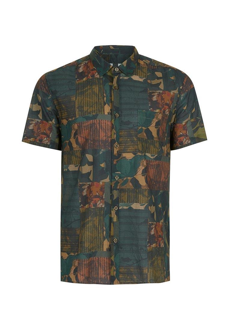 Рубашка с коротким рукавом Topman (Топмэн) 83D49NMUL