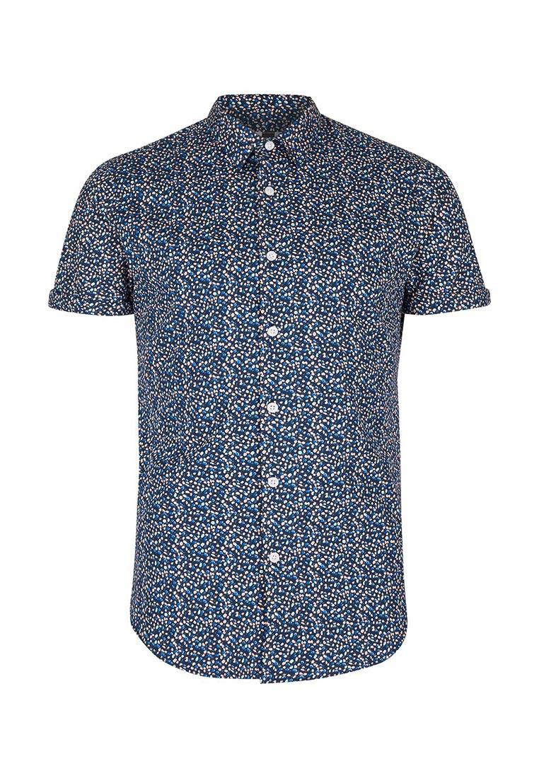Рубашка с коротким рукавом Topman (Топмэн) 84B10NNAV