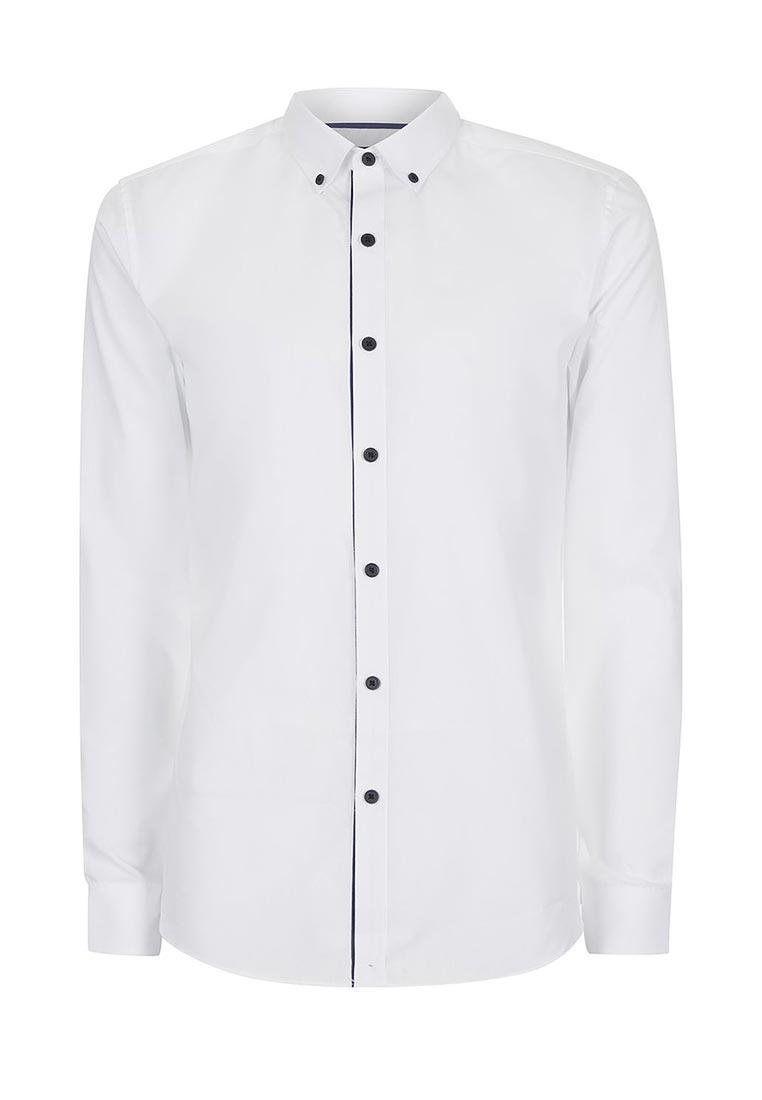Рубашка с длинным рукавом Topman (Топмэн) 84L20NWHT