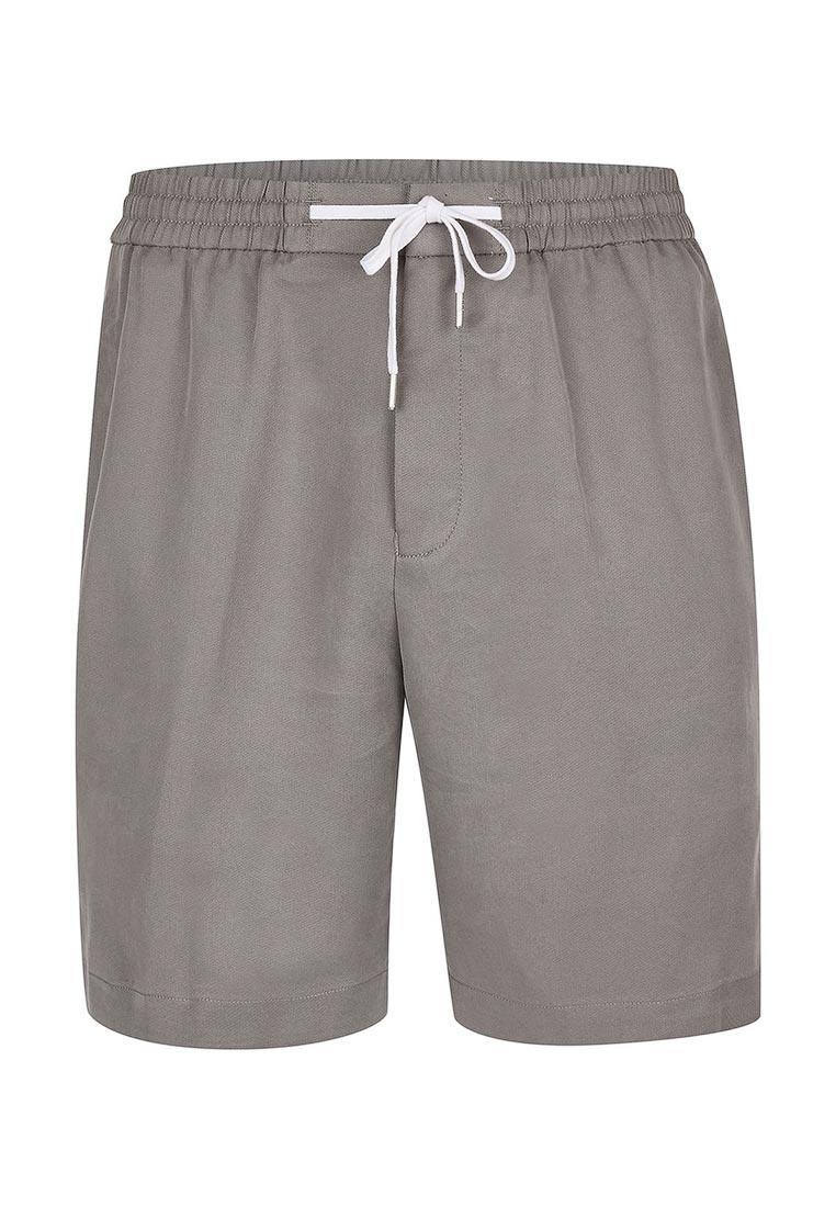 Мужские повседневные шорты Topman (Топмэн) 88M08OGRY