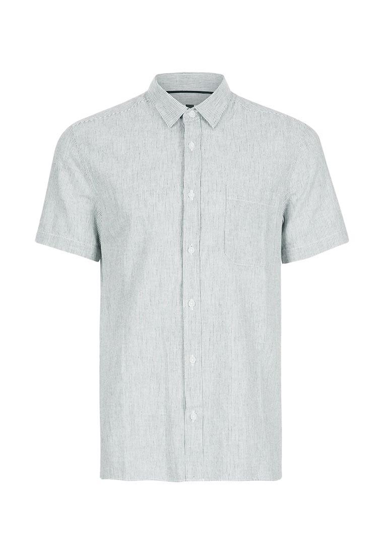 Рубашка с коротким рукавом Topman (Топмэн) 83P22NGRY