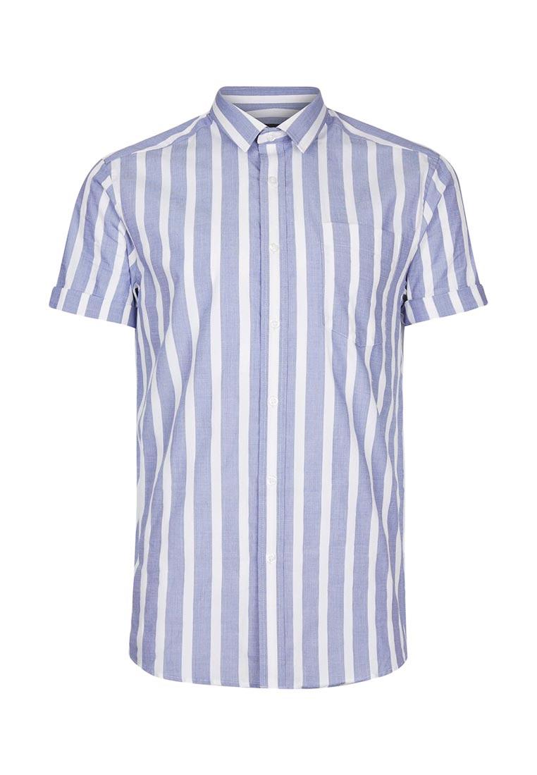Рубашка с коротким рукавом Topman (Топмэн) 84B06NBLE