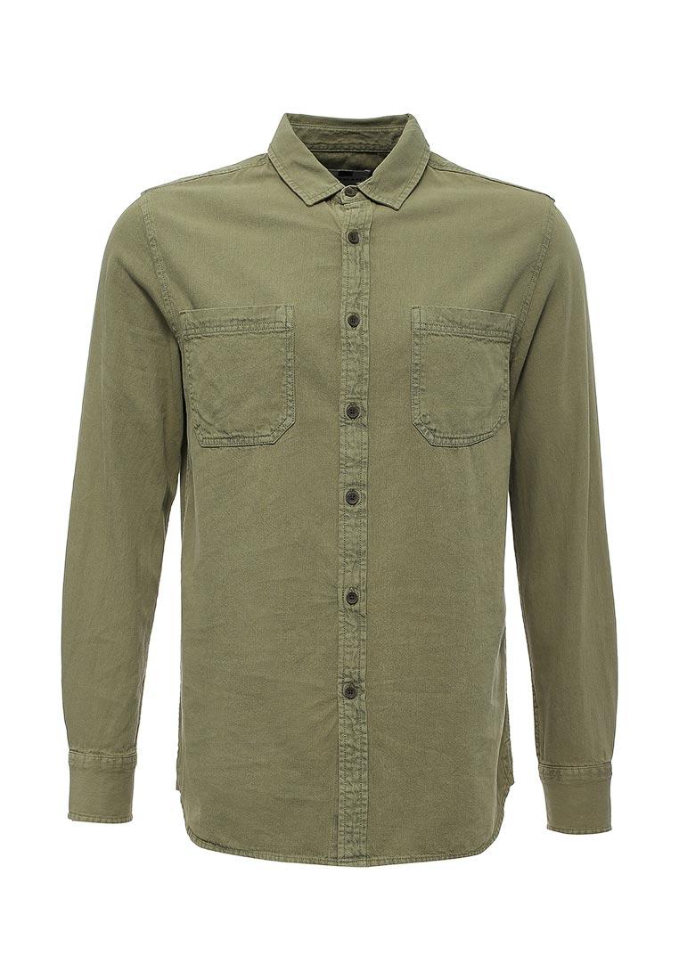 Рубашка с длинным рукавом Topman (Топмэн) 83B55NKHA