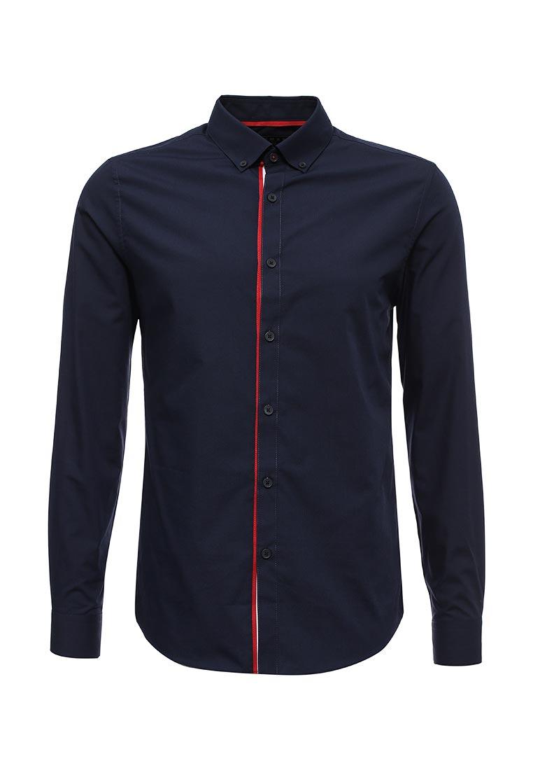 Рубашка с длинным рукавом Topman (Топмэн) 84L19NNAV
