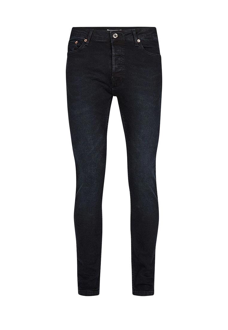 Зауженные джинсы Topman (Топмэн) 69F33OWBL