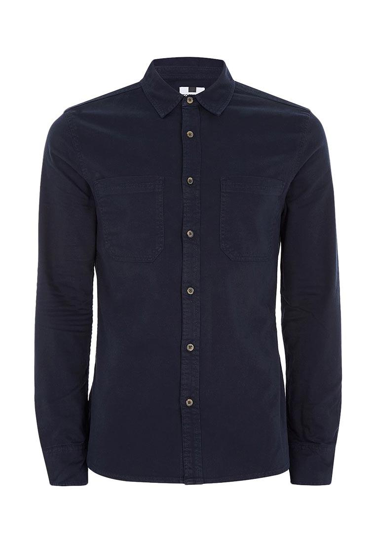 Рубашка с длинным рукавом Topman (Топмэн) 83B03OECR