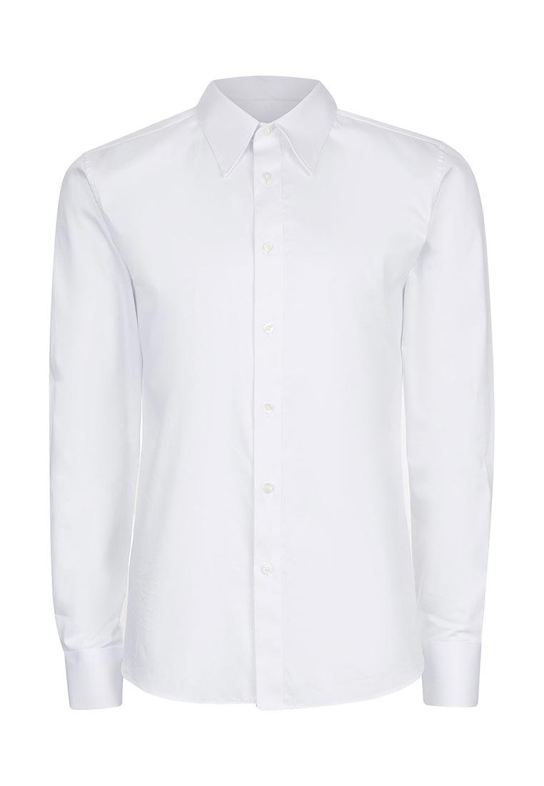 Рубашка с длинным рукавом Topman (Топмэн) 84P22NWHT