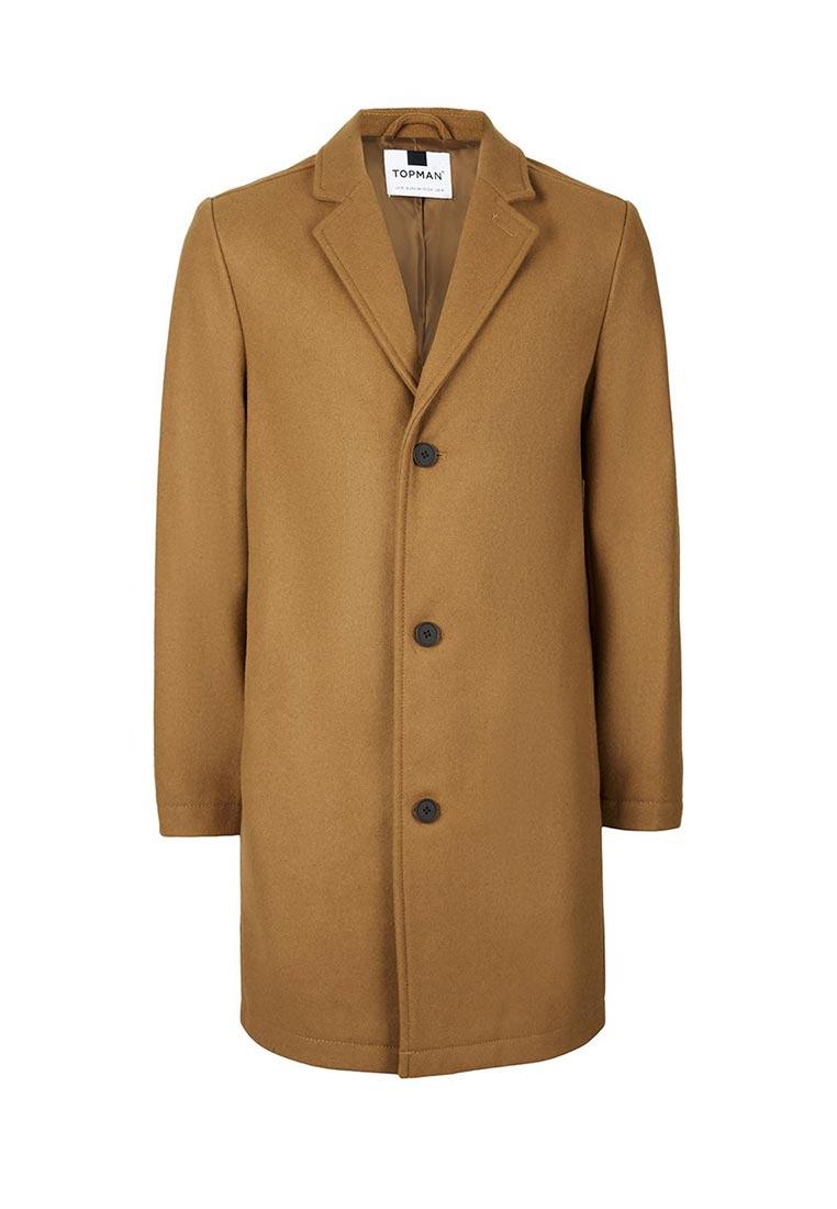 Мужские пальто Topman (Топмэн) 64D02ACAM