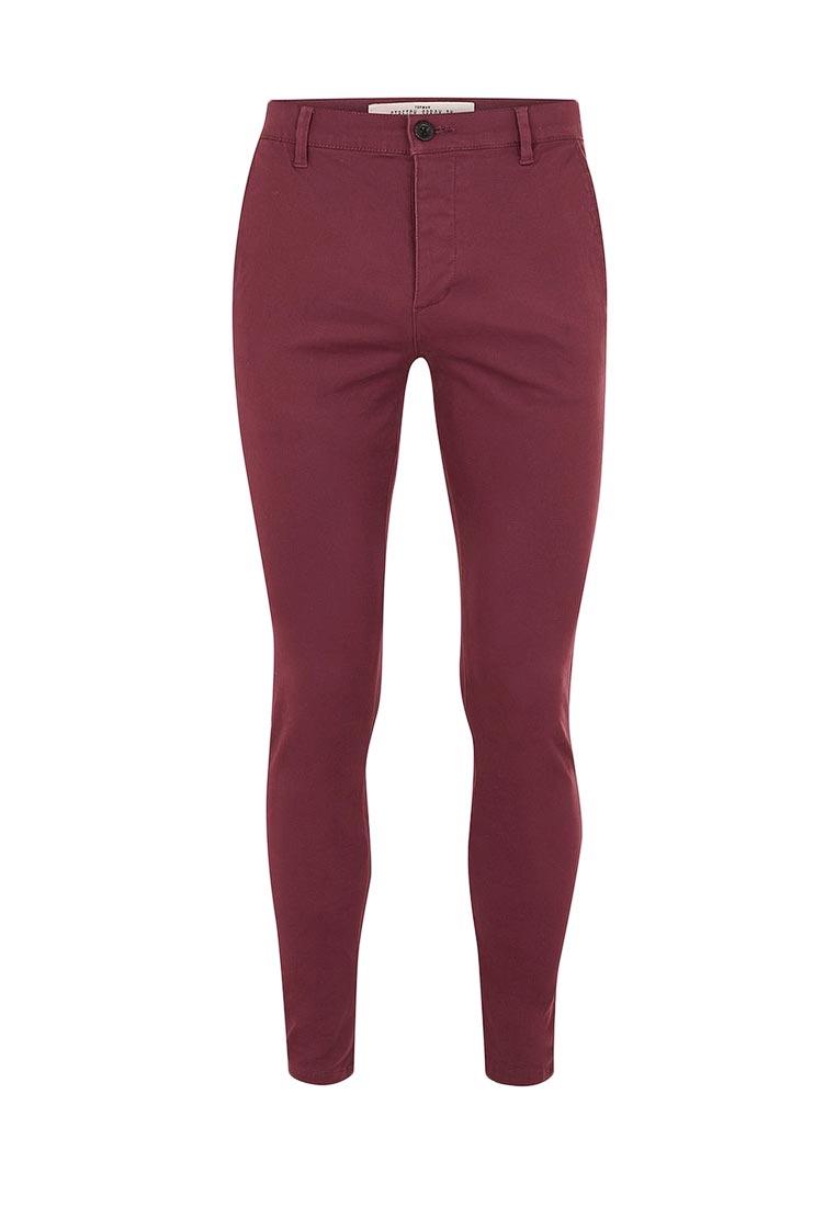 Мужские повседневные брюки Topman (Топмэн) 68D43NNAV