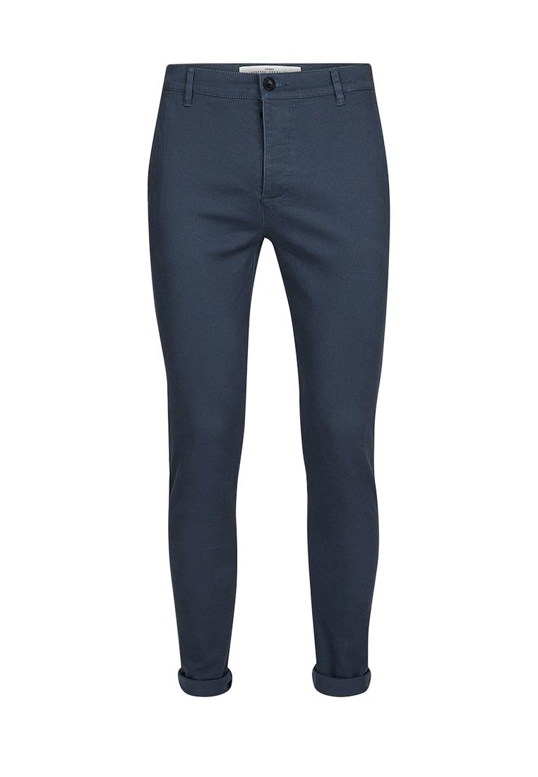 Мужские повседневные брюки Topman (Топмэн) 68D44NSTN