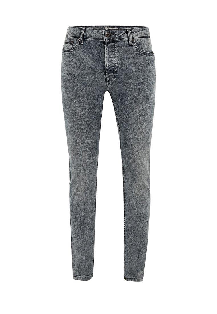 Зауженные джинсы Topman (Топмэн) 69F10OGRY