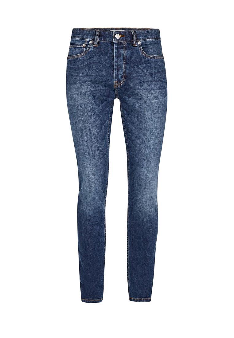 Зауженные джинсы Topman (Топмэн) 69F16OIND