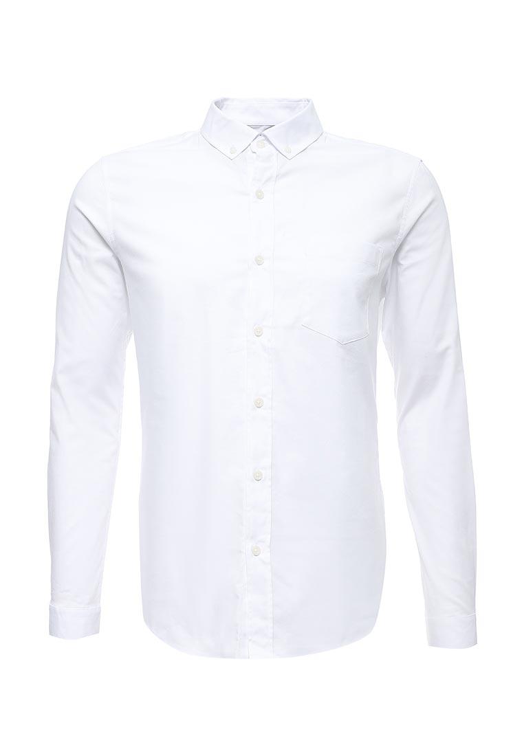 Рубашка с длинным рукавом Topman (Топмэн) 83B52NWHT