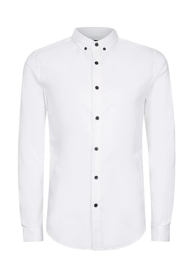 Рубашка с длинным рукавом Topman (Топмэн) 84L26NWHT