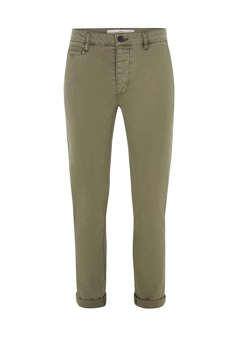 Мужские повседневные брюки Topman (Топмэн) 68L10OKHA