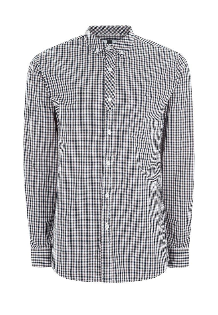 Рубашка с длинным рукавом Topman (Топмэн) 83C03OMUL