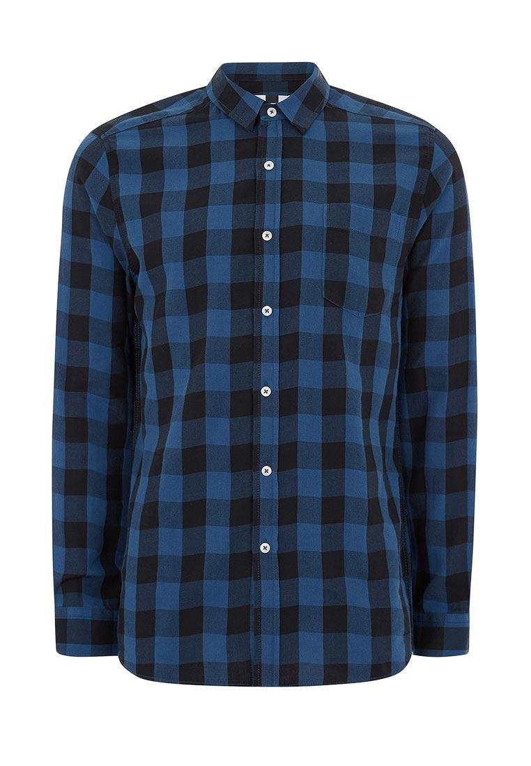 Рубашка с длинным рукавом Topman (Топмэн) 83C04OBLE