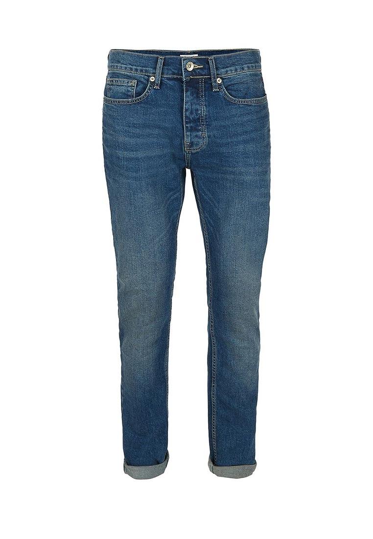Зауженные джинсы Topman (Топмэн) 69F04OLST