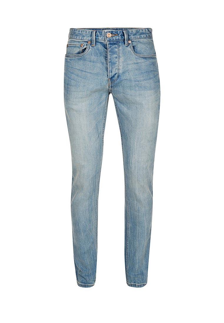 Зауженные джинсы Topman (Топмэн) 69F12OLST