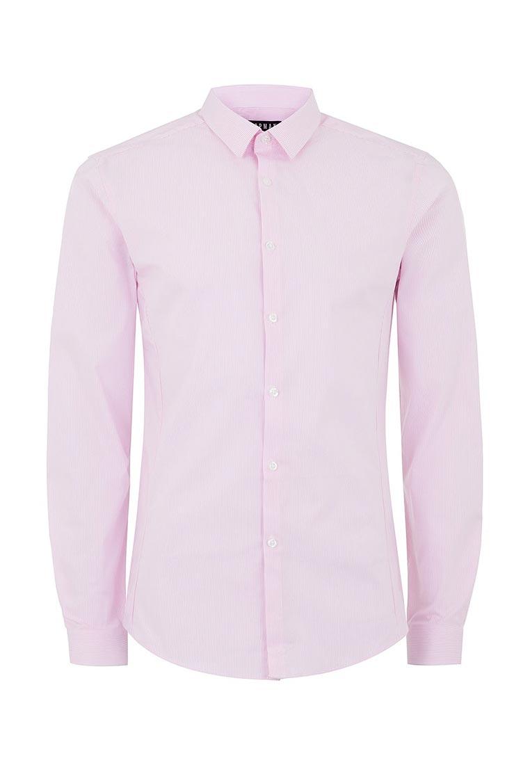 Рубашка с длинным рукавом Topman (Топмэн) 84H21NPNK