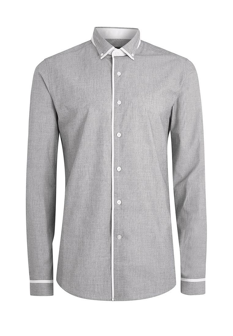 Рубашка с длинным рукавом Topman (Топмэн) 84L21NGRY