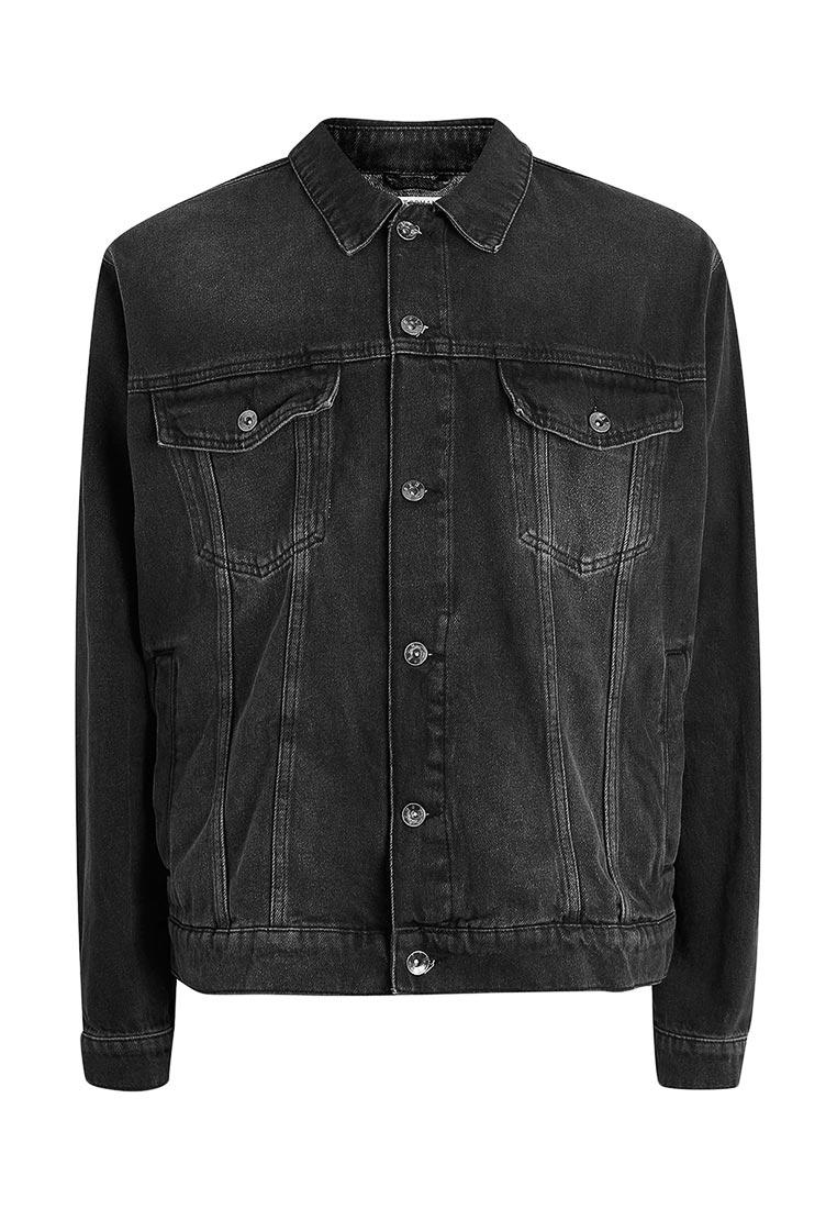 Джинсовая куртка Topman (Топмэн) 64P25PBLK