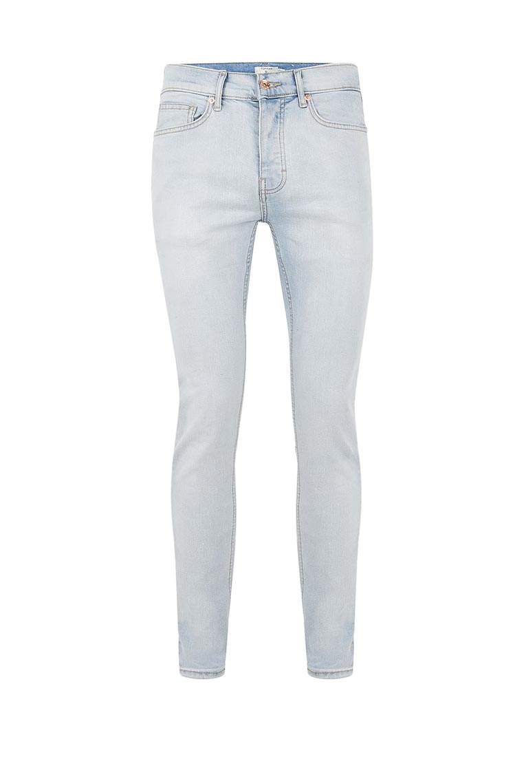 Зауженные джинсы Topman (Топмэн) 69F20OLST