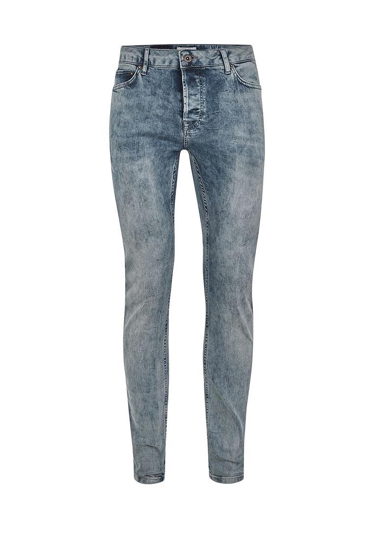 Зауженные джинсы Topman (Топмэн) 69F36OGRY