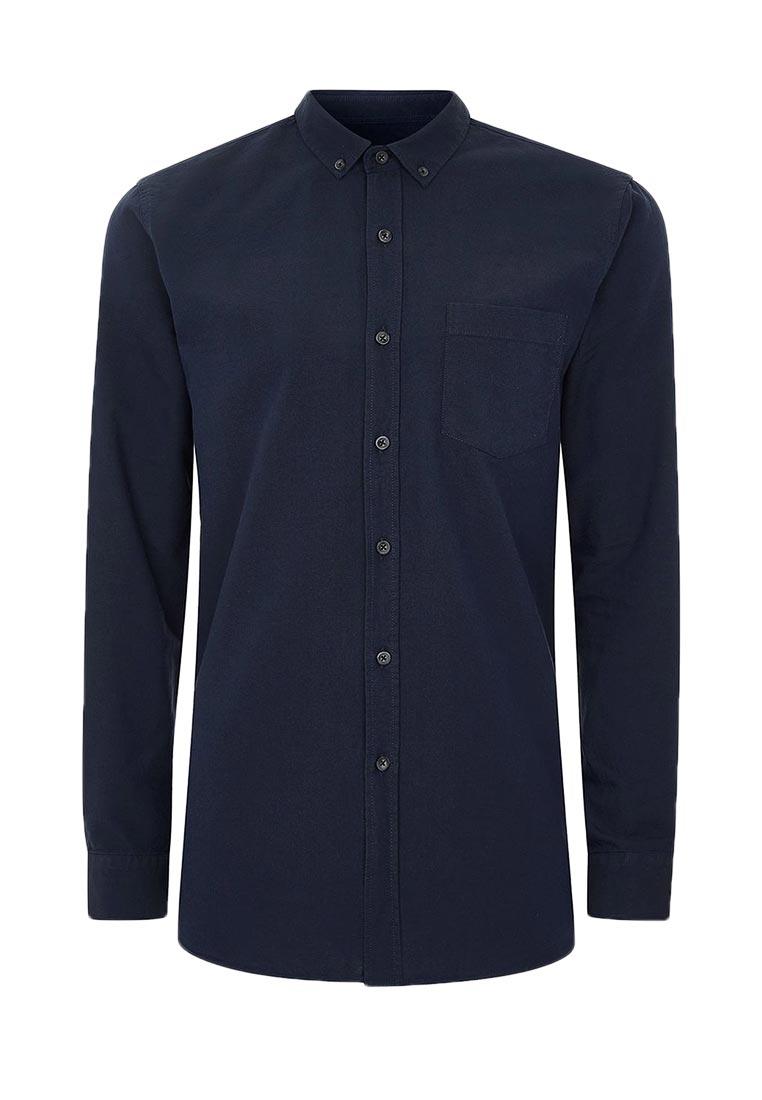 Рубашка с длинным рукавом Topman (Топмэн) 83B25ONAV