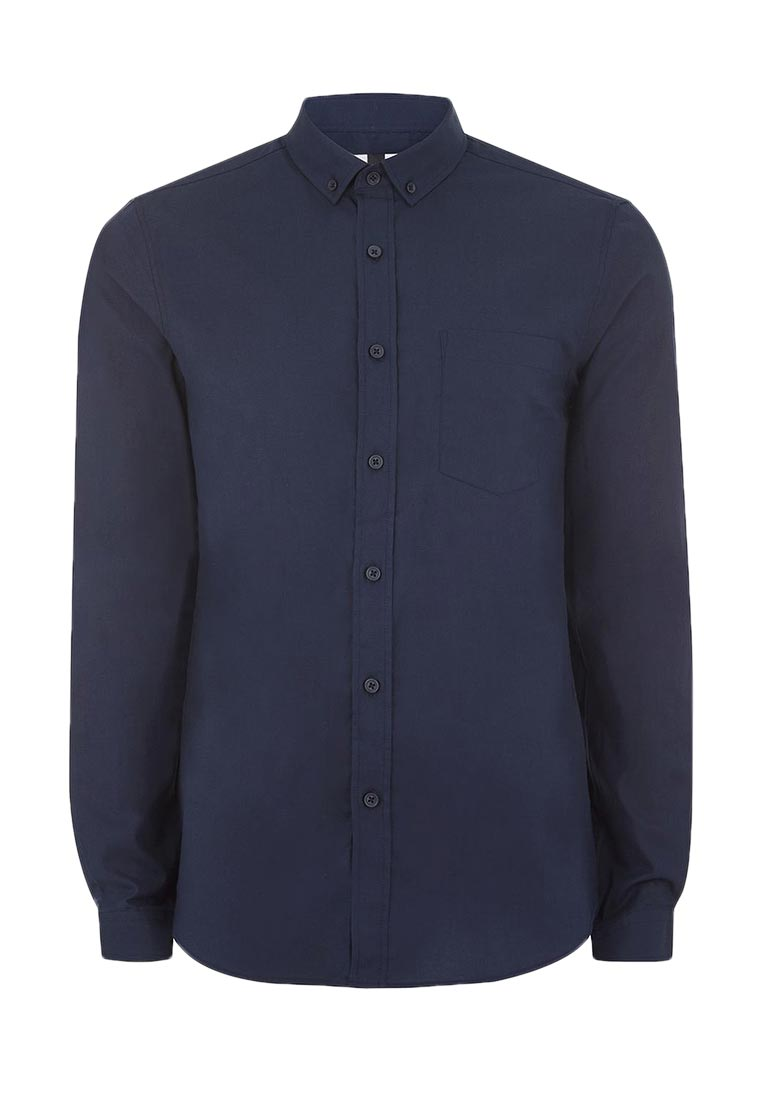 Рубашка с длинным рукавом Topman (Топмэн) 83B31ONAV