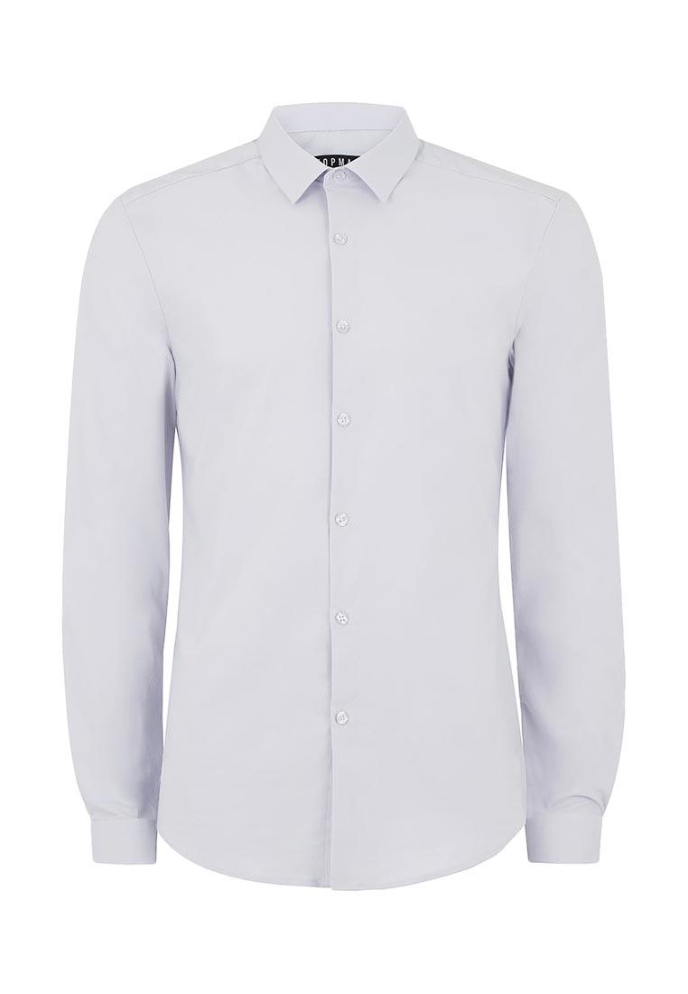 Рубашка с длинным рукавом Topman (Топмэн) 84L03OGRY