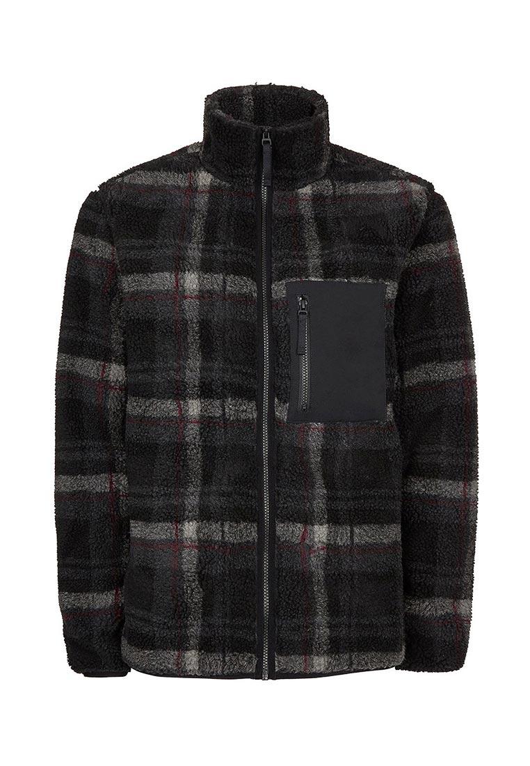 Мужские пальто Topman (Топмэн) 64G19PGRY