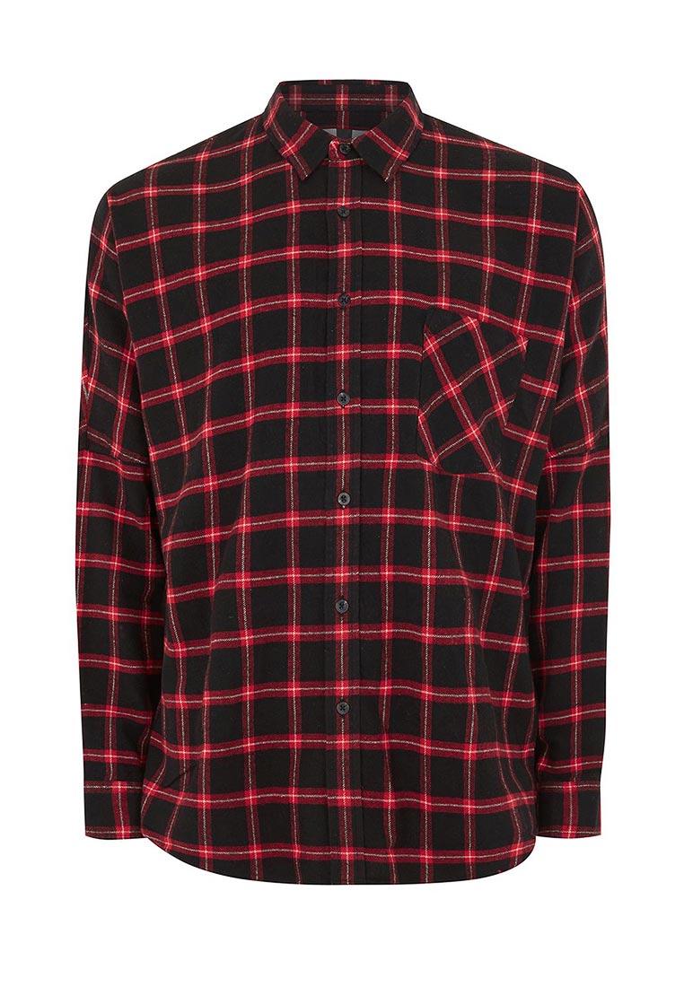 Рубашка с длинным рукавом Topman (Топмэн) 83C11OBLK