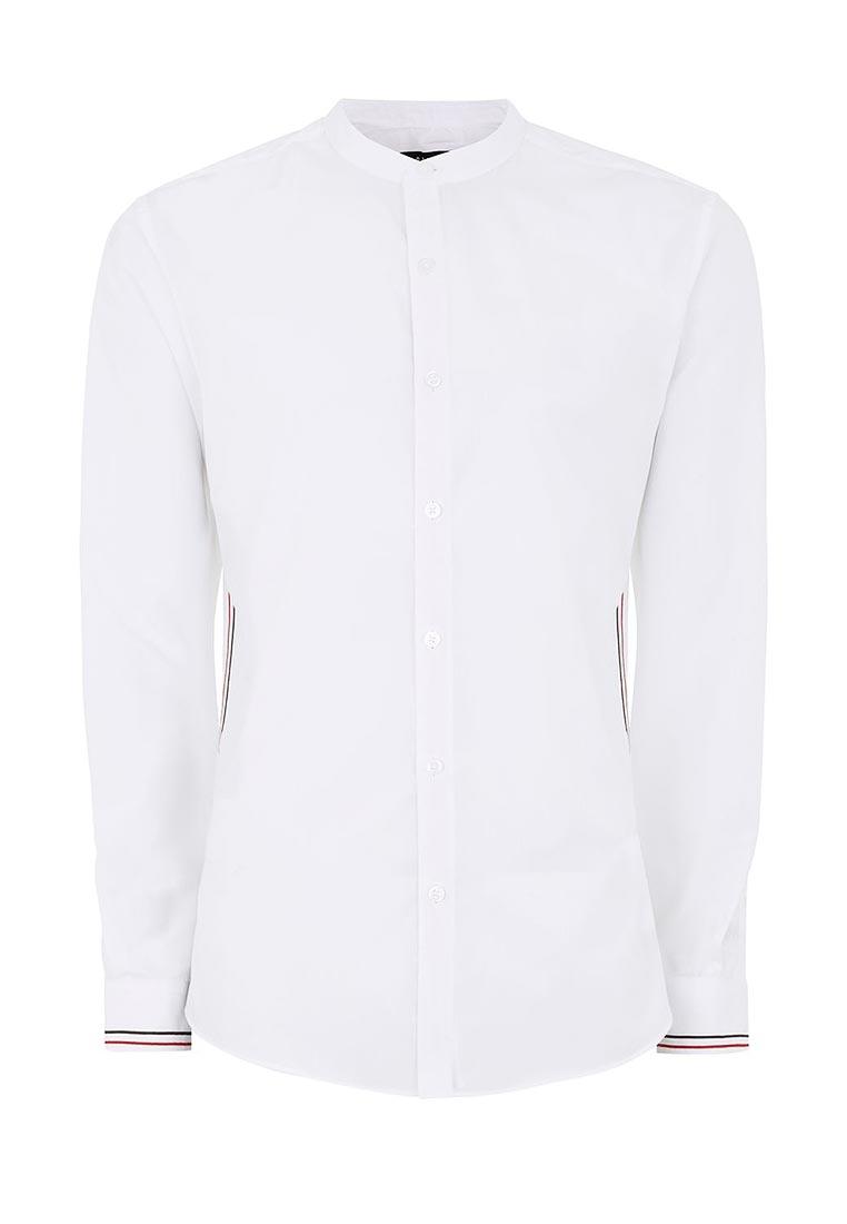 Рубашка с длинным рукавом Topman (Топмэн) 84L04OWHT
