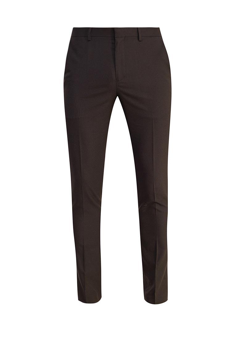 Мужские классические брюки Topman (Топмэн) 88D01PBLK