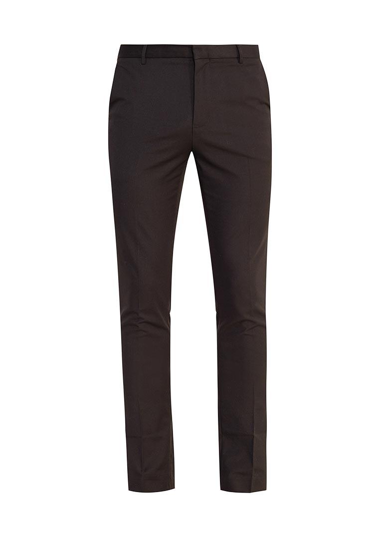 Мужские классические брюки Topman (Топмэн) 88E05OBLK