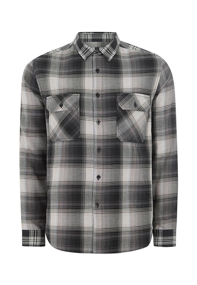 Рубашка с длинным рукавом Topman (Топмэн) 83C19NGRY