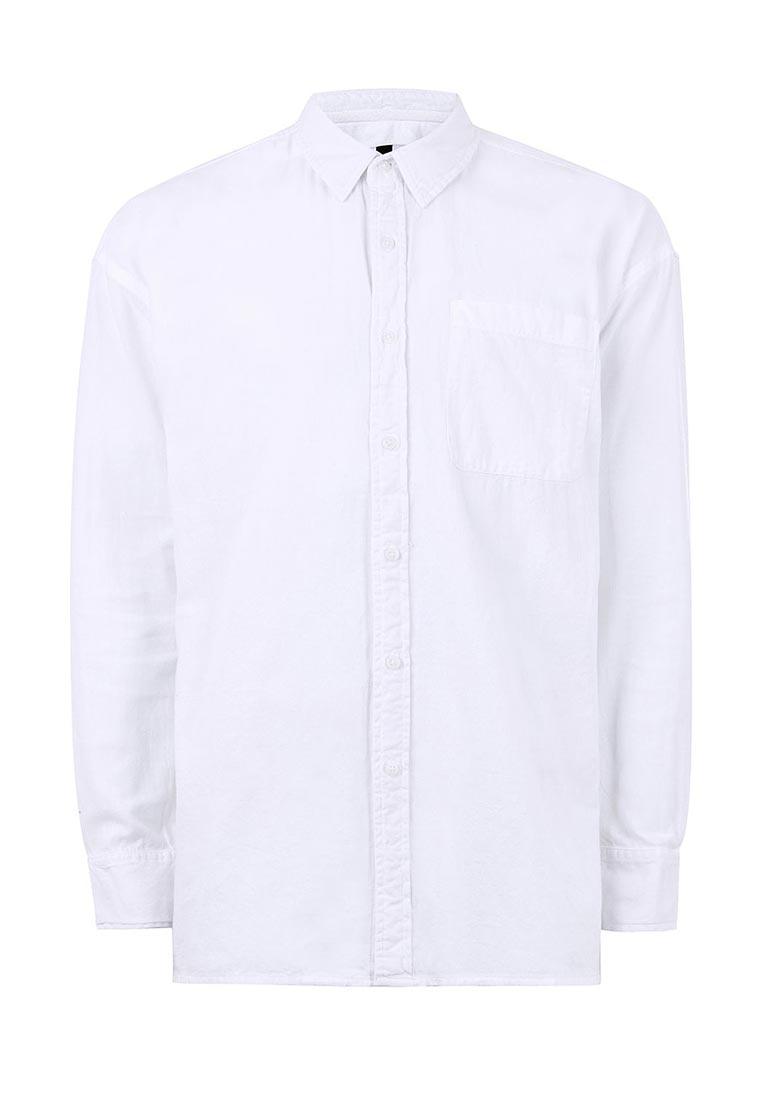 Рубашка с длинным рукавом Topman (Топмэн) 83B30NWHT